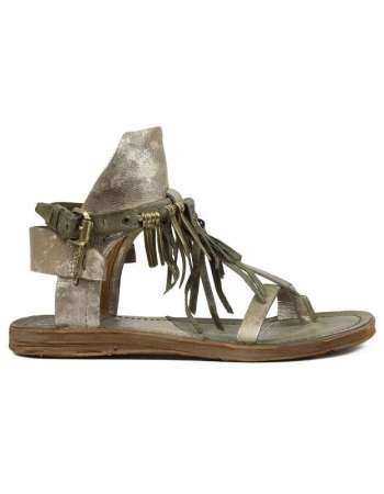 Militaire Green Sandal