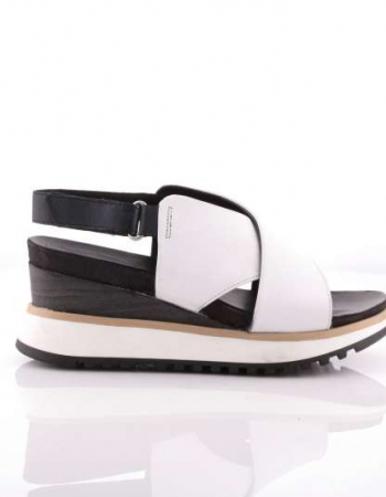 Muse White Wedge