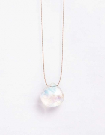 Wanderlust Moonstone Necklace