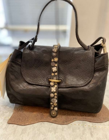 Small Italian Leather Handbag