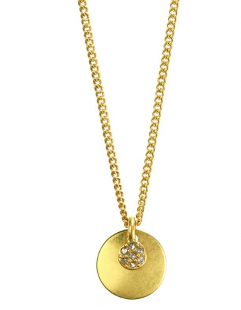 Disk Necklace/G
