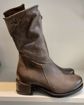 Grey Tall Boot